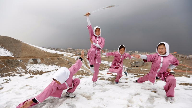 INSIGHT: Afghan women find strength in martial arts