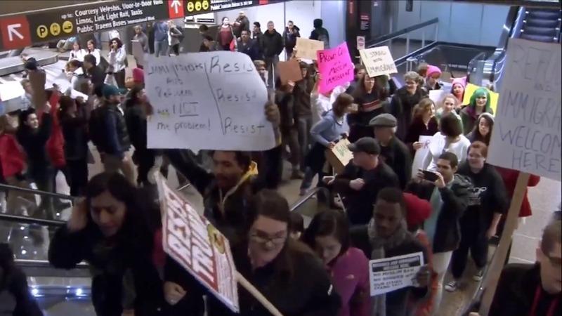 Seattle judge blocks Trump immigration order