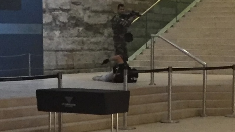 Louvre assailant identified as Egyptian national