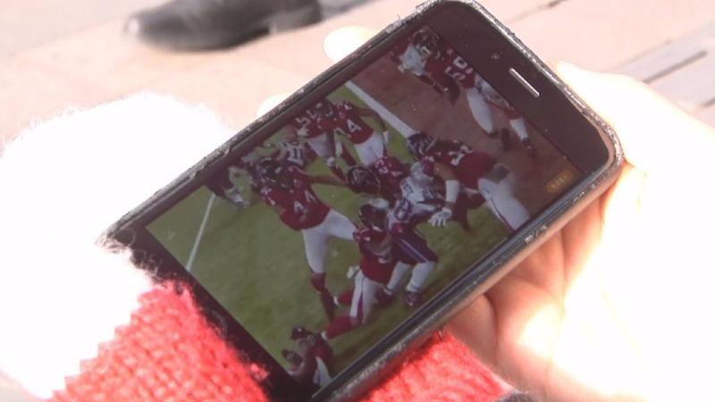 National Football League seeks China touchdown