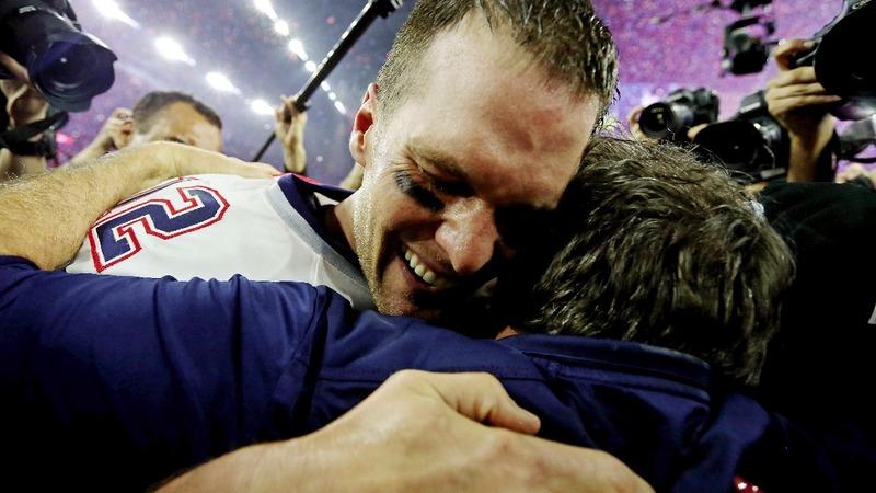VERBATIM: Brady and Belichick on Super Bowl win