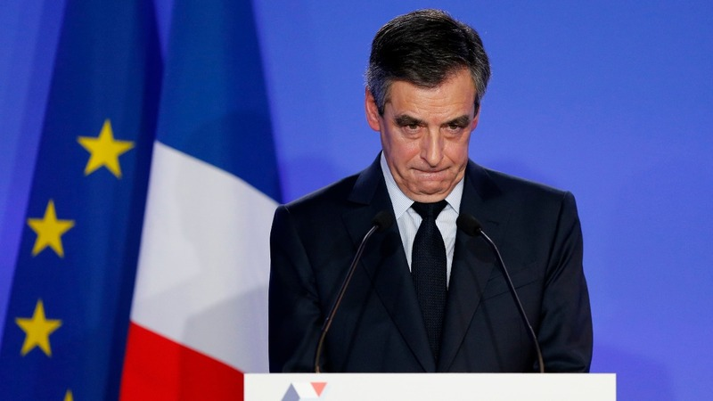 Scandal-hit Fillon fights on for French presidency