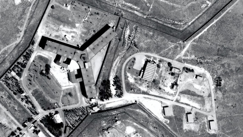 Amnesty: Syria conducted mass prison hangings