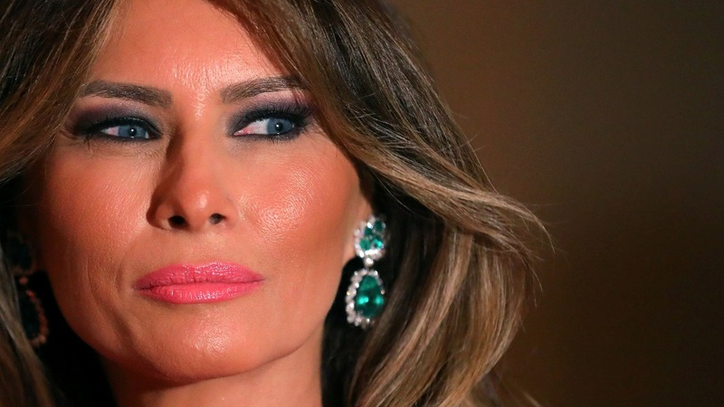 Melania Trump sues Daily Mail for missed profits - reports