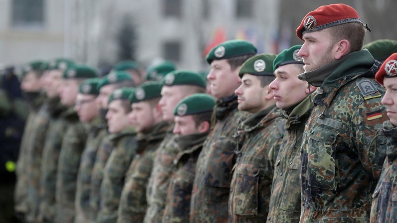 More NATO troops on Russia's doorstep