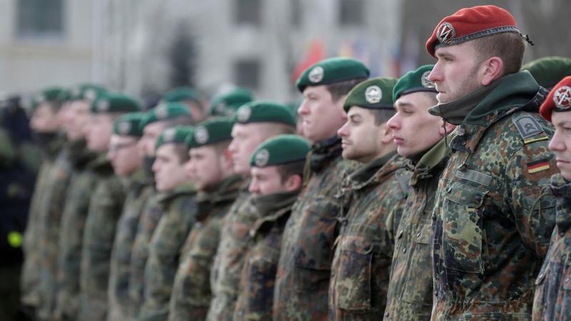 More NATO troops on Russia's doorstep