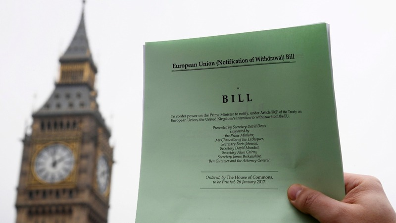 MPs offered Brexit Bill deal vote