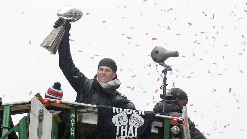 INSIGHT: Boston welcomes Patriots after Superbowl win