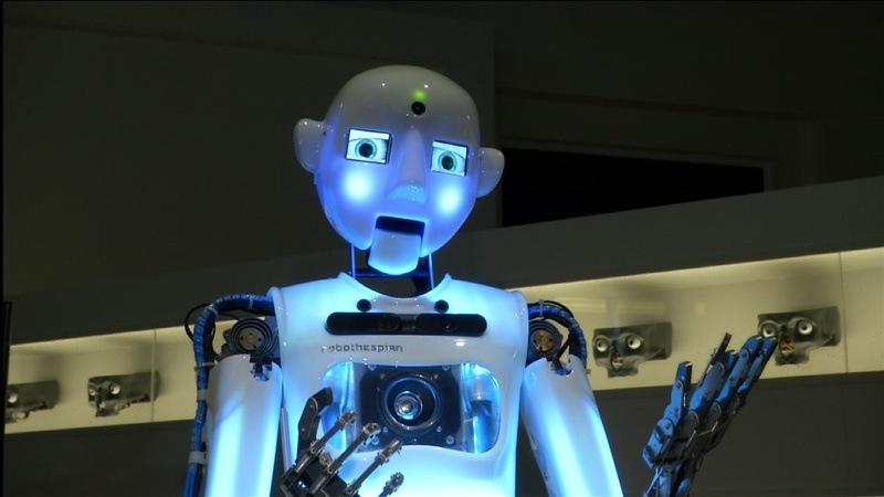 'Robots' explores what it means to be human