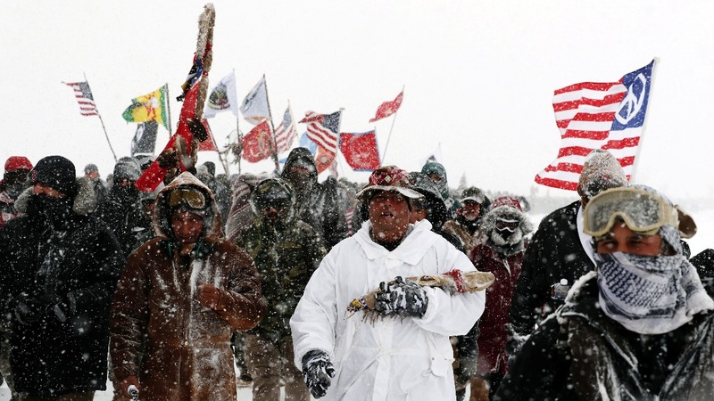 U.S. Army Corps approves Dakota pipeline completion