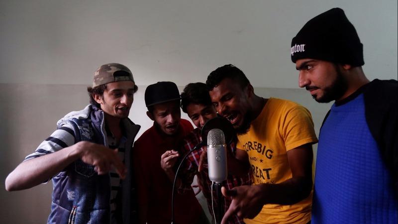 Start-up helps Pakistani musicians find their voice