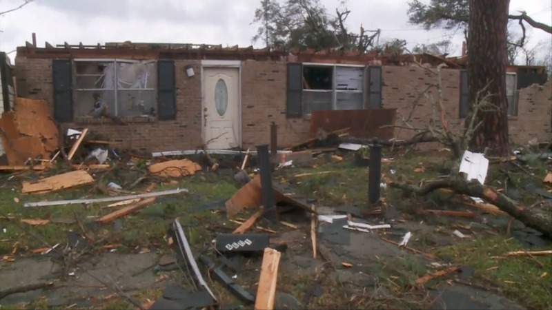 Tornadoes bring more tragedy to New Orleans' 9th Ward