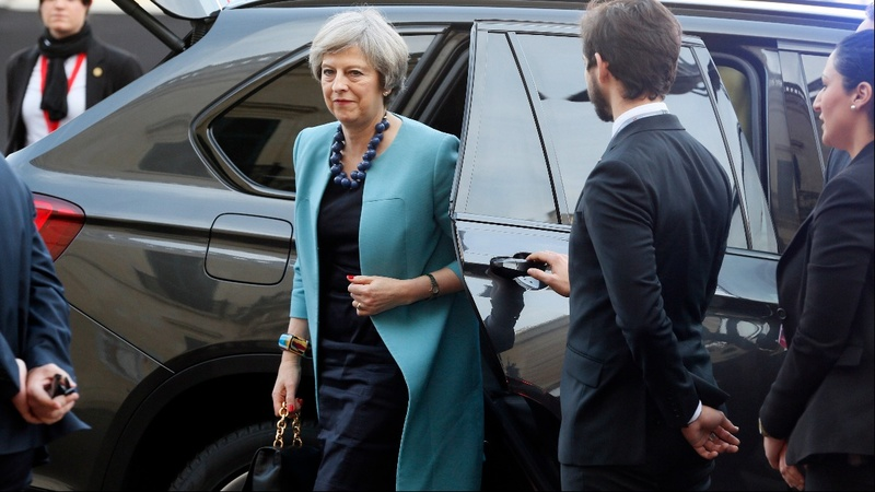 VERBATIM:UK PM hounded on Brexit Bill