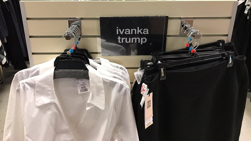 Trump's Nordstrom attack revives business ethics concerns