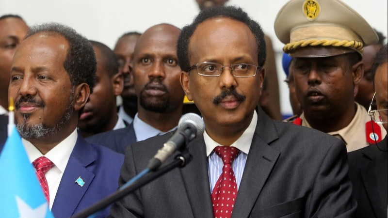 Former PM wins Somali presidential vote