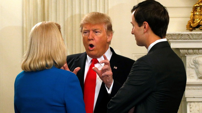 CEOs give Trump credit for jobs in the pipeline