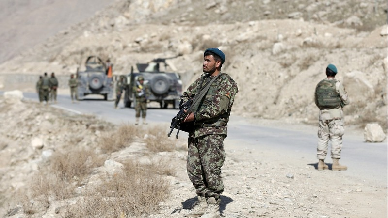 Afghanistan backs call for more foreign troops