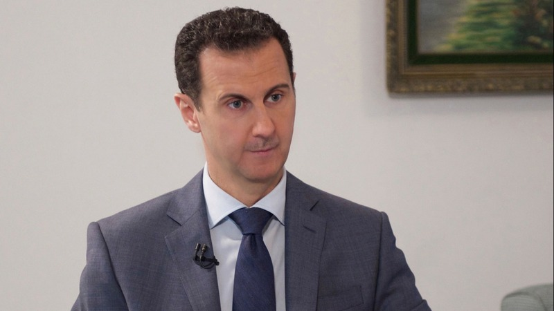 Assad rejects safe zones in Syria - Yahoo News