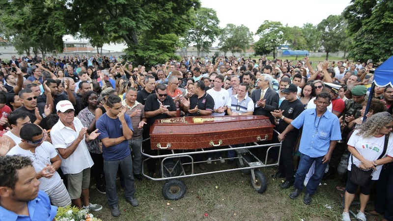 Death toll spikes in Brazil in 7th day of police strike