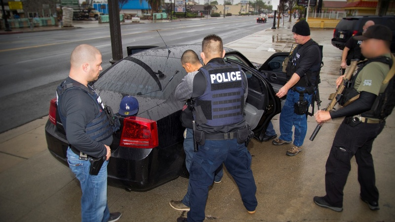 A nationwide crackdown on undocumented immigrants