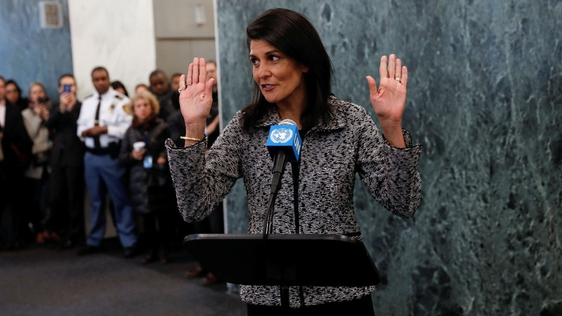 Blowback after U.S. objects to Palestinian UN appointment