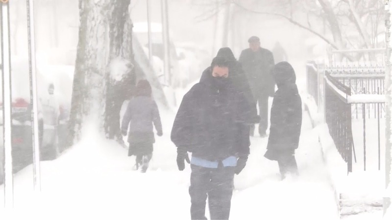 Major winter storm expected to pound Northeast