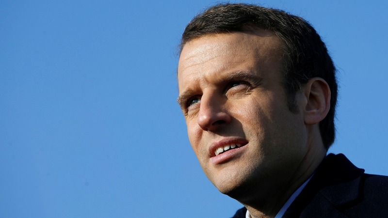 France's Macron 'Russian target' - party chief