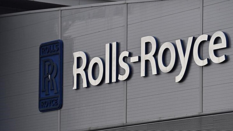 Rolls-Royce posts record reported loss