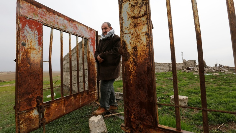 Iraqi farmers weigh heavy losses after IS defeat