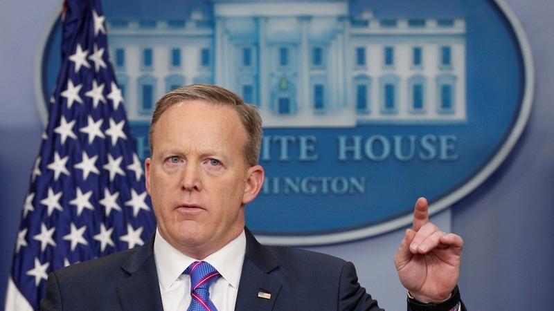 VERBATIM: Flynn's dismissal about trust, not legality - Spicer