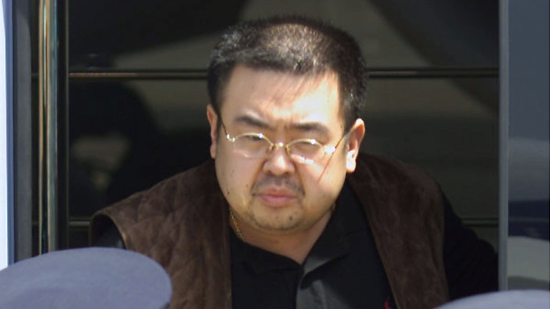 S. Korea suspects assassins killed Kim Jong Un's brother