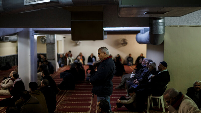 Athens set for first mosque since Ottoman era