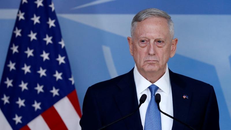 Mattis warns NATO in strongest criticism yet
