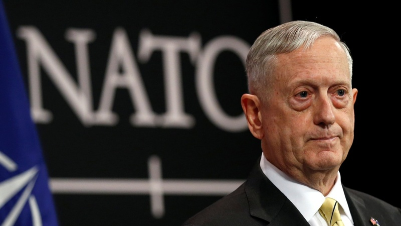 VERBATIM: Mattis sees no coordination with Russia
