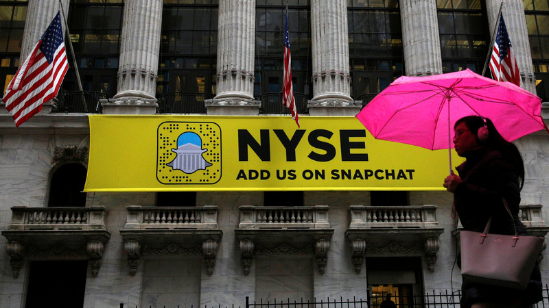Hot IPO Snap sets valuation range