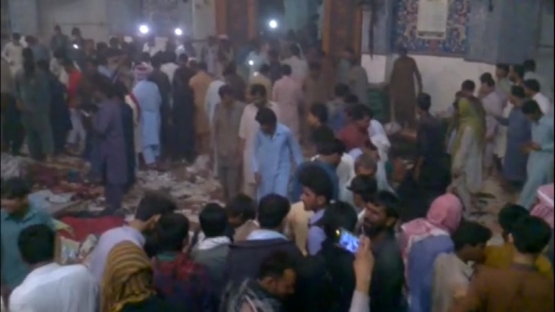 Scores of children killed in Pakistan attack
