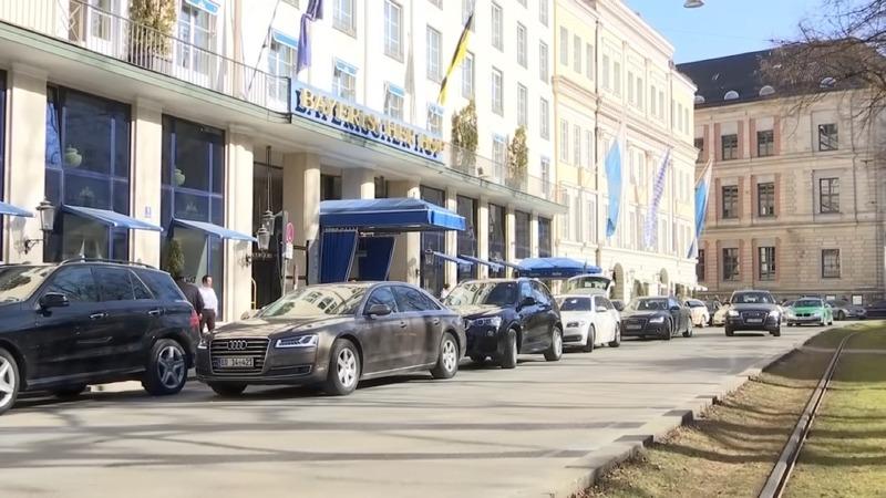 Trump's top brass at Munich security meet