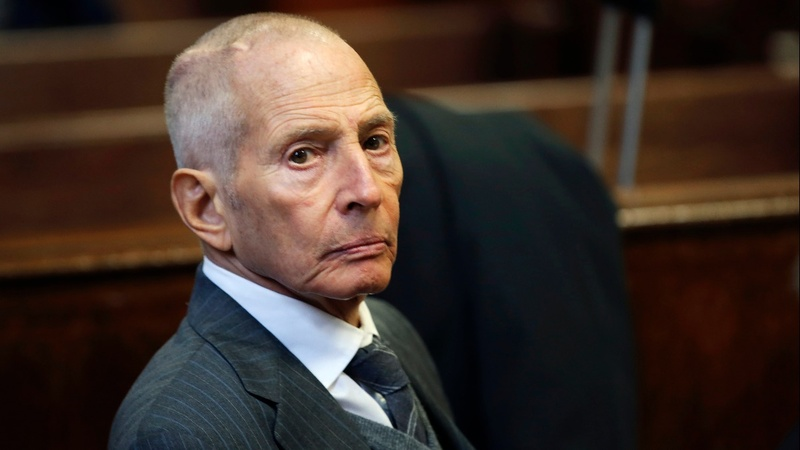 Bombshell testimony from Robert Durst's old friend