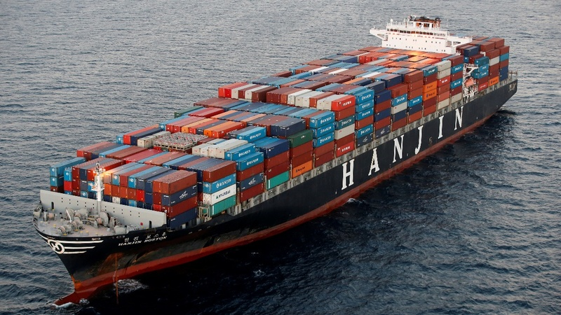 South Korea's Hanjin Shipping declared bankrupt