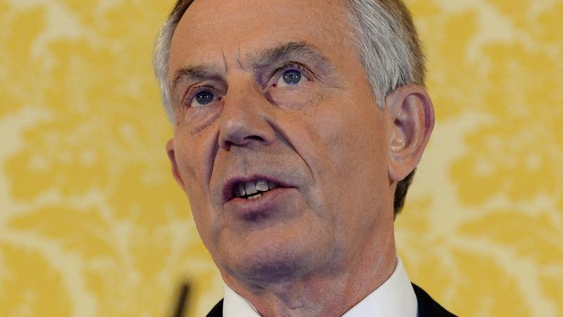 VERBATIM: Blair begins anti-Brexit 'mission'