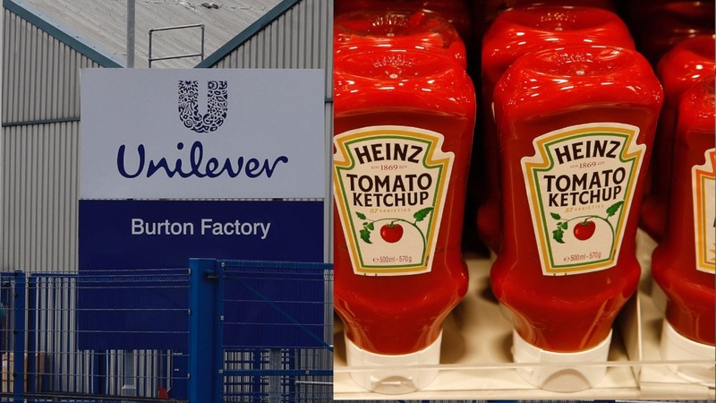 Unilever's 'no' an unlikely end to Kraft Heinz's pursuit
