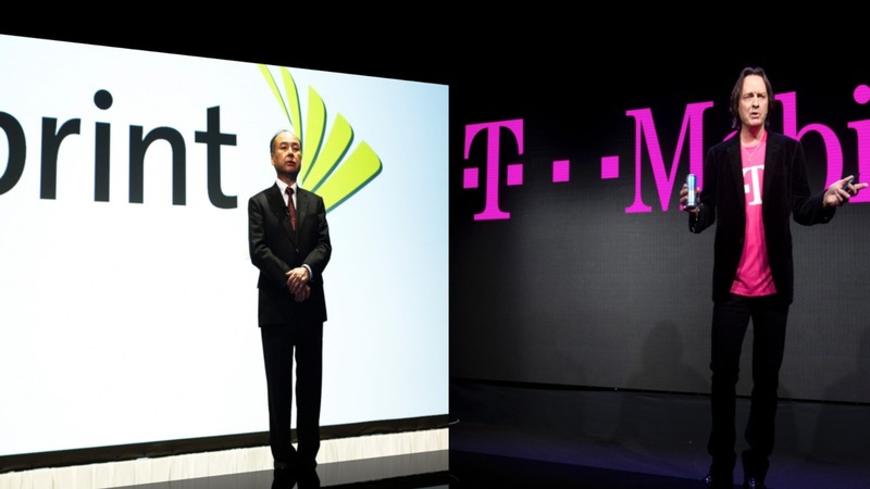 EXCLUSIVE: Softbank looking to entice T-mobile for a deal