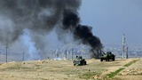 Iraqi forces battle toward Mosul airport