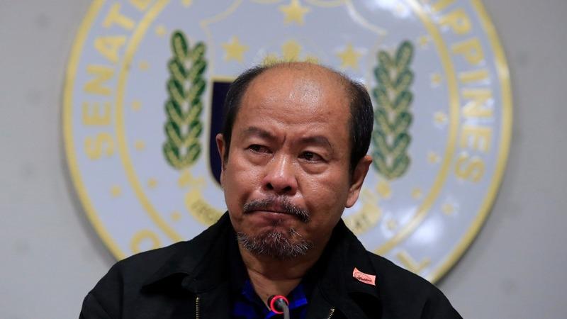 Filipino ex-cop says Duterte ordered 'death squad' hits