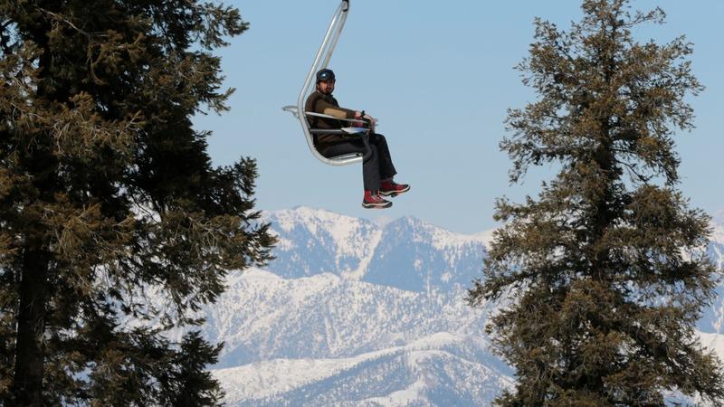 Ski resort gives Pakistan tourism a lift