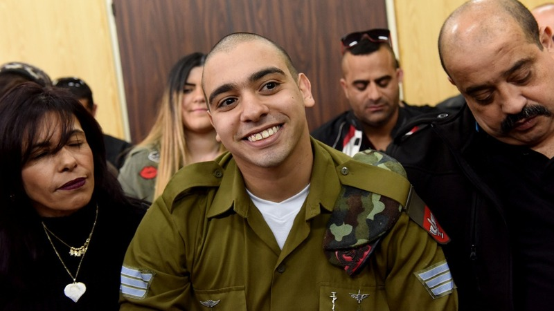 Israeli soldier to be sentenced over Palestinian death