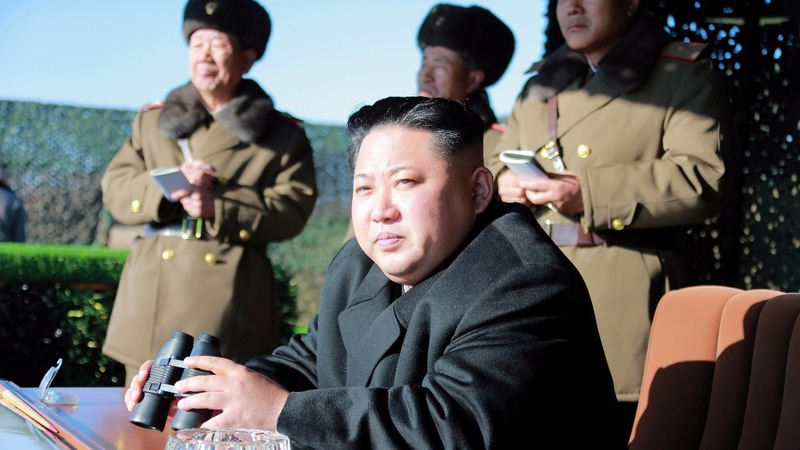 China uses stick with N Korea but still wants talks