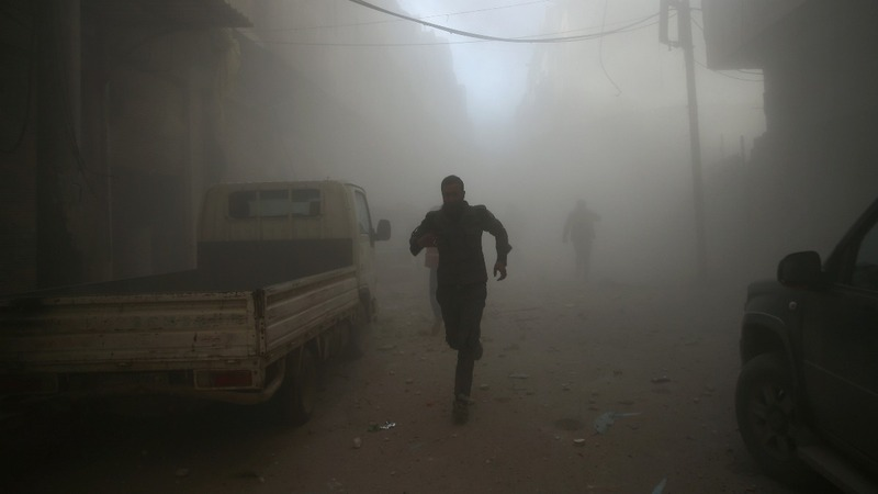 CIA-backed rebel aid frozen as Syria war rages