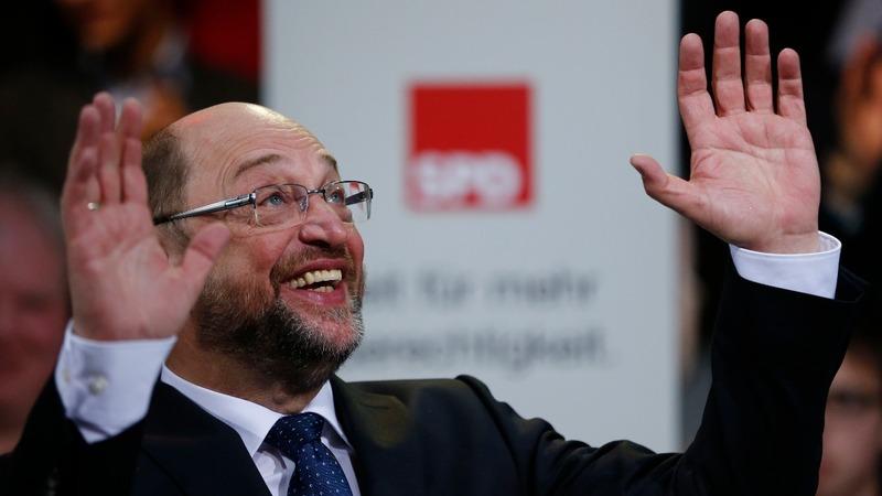The German left's challenger to Merkel