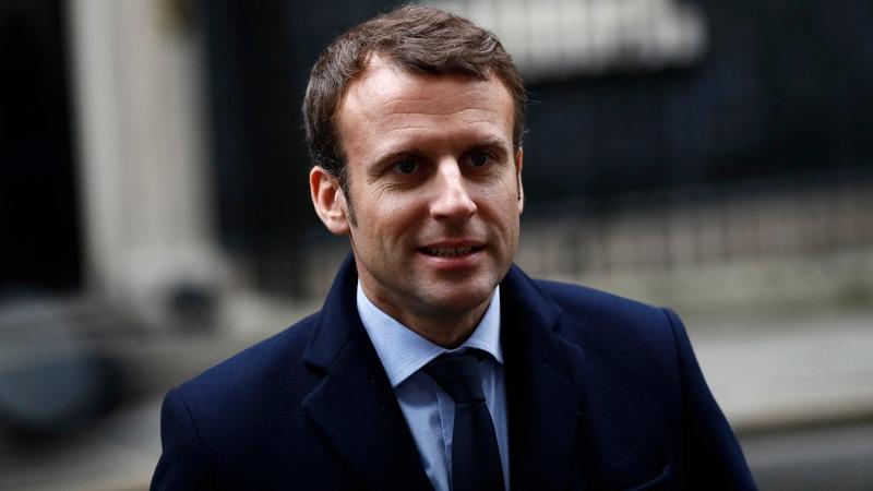 France's Macron promotes UK-French ties
